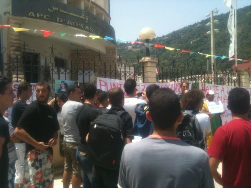 Aokas: Marche contre l'inquisition pour la liberté de conscience 05 Juillet 2014 10520046