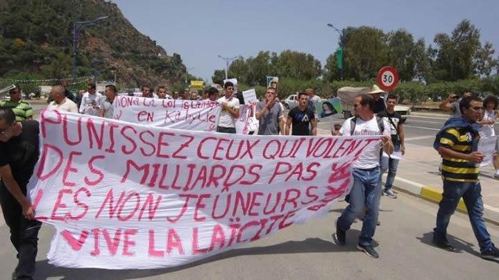 AOKAS : Les kabyles exigent la liberté de conscience et de culte et refusent le ramadan forcé 10520154
