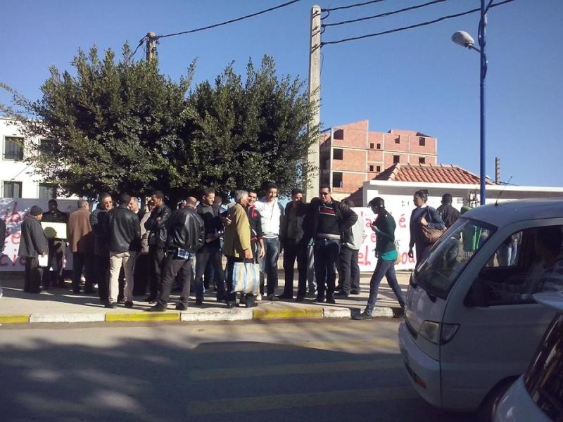 Rassemblement de solidarité avec Kamel Daoud à Aokas mardi 23 decembre 2014 - Page 2 1198