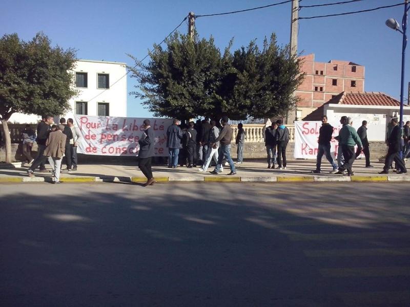 Rassemblement de solidarité avec Kamel Daoud à Aokas mardi 23 decembre 2014 - Page 4 1228