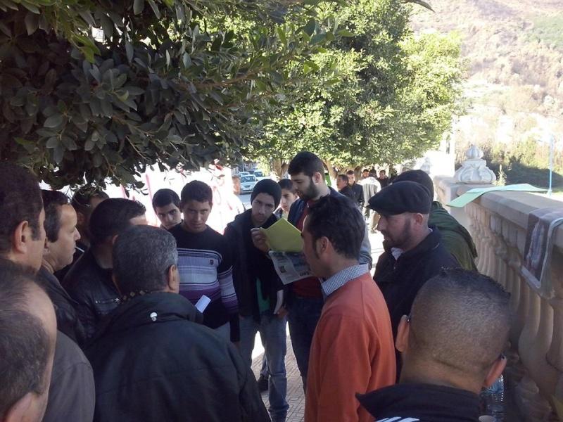 Rassemblement de solidarité avec Kamel Daoud à Aokas mardi 23 decembre 2014 - Page 4 1229