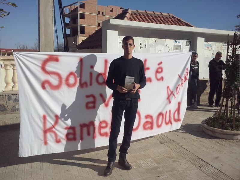 Rassemblement de solidarité avec Kamel Daoud à Aokas mardi 23 decembre 2014 - Page 4 1232