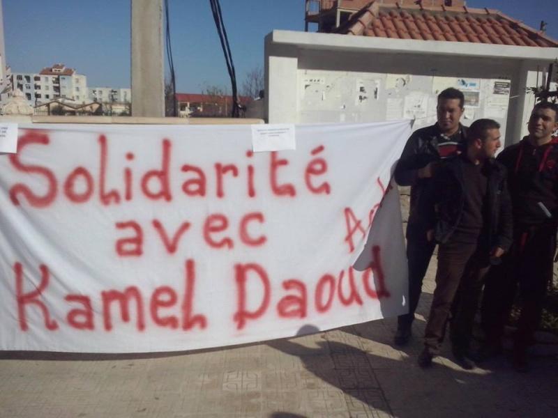 Rassemblement de solidarité avec Kamel Daoud à Aokas mardi 23 decembre 2014 - Page 4 1238