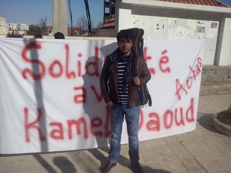 Rassemblement de solidarité avec Kamel Daoud à Aokas mardi 23 decembre 2014 - Page 4 1241