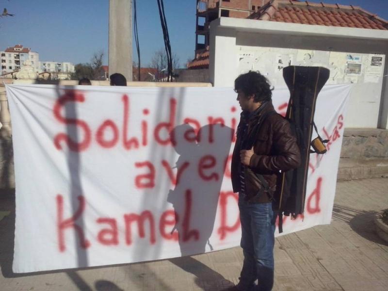 Rassemblement de solidarité avec Kamel Daoud à Aokas mardi 23 decembre 2014 - Page 4 1242
