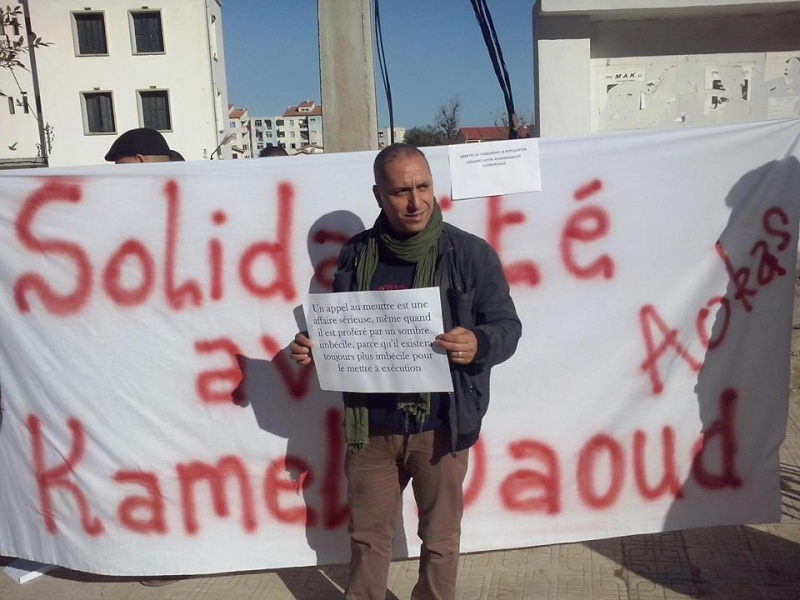 Rassemblement de solidarité avec Kamel Daoud à Aokas mardi 23 decembre 2014 - Page 4 1246