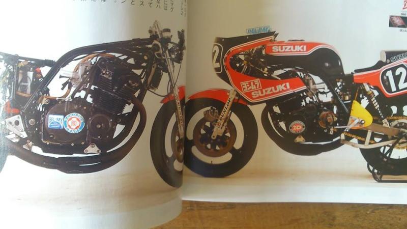Suzuki gs1000r xr69 endurance replica - Page 6 10501810