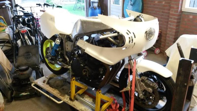 Suzuki gs1000r xr69 endurance replica - Page 7 10676310