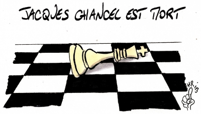 Actu en dessins de presse - Attention: Quelques minutes pour télécharger Chance10
