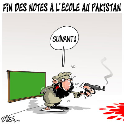 Actu en dessins de presse - Attention: Quelques minutes pour télécharger Dilem_24