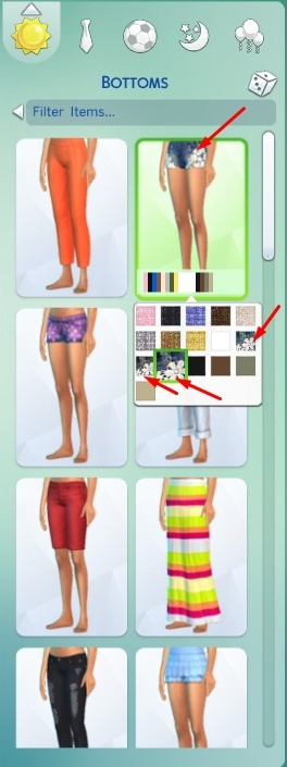 How to install custom content in TS4: .package files, script mods, custom sims & lots. [UPDATED ON 21-03-2015] Screen21