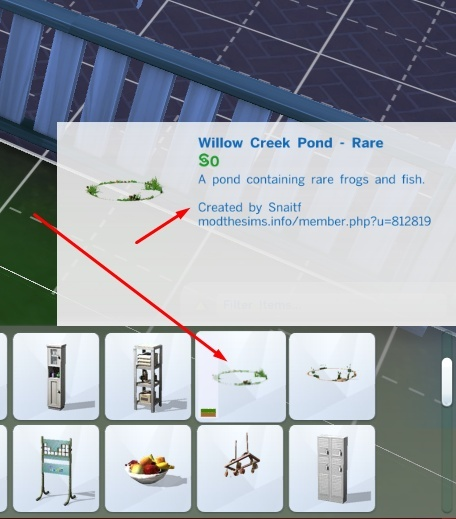 How to install custom content in TS4: .package files, script mods, custom sims & lots. [UPDATED ON 21-03-2015] Screen22