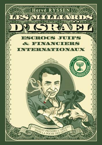 Les Milliards d'Israël  d'Hervé Ryssen. Ryssen10