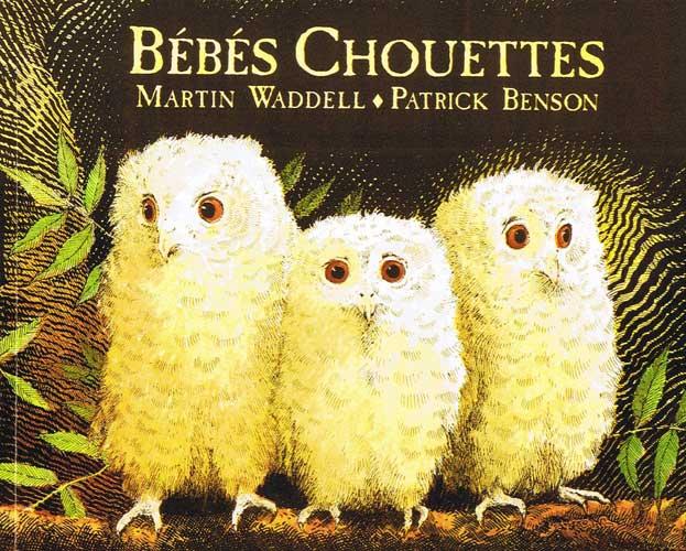 [Waddell, Martin] Bébés chouettes Bebes-10