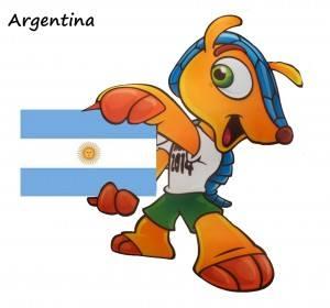 Mundial football ... Argent10