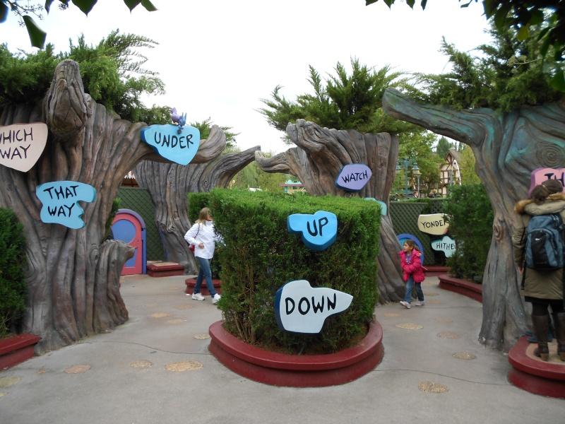 [TR] Séjour surprise pour les 10 ans de Chloé ! Du 13 au 15 Octobre 13 au Sequoia Lodge (FINI) - Page 2 Dscn0137