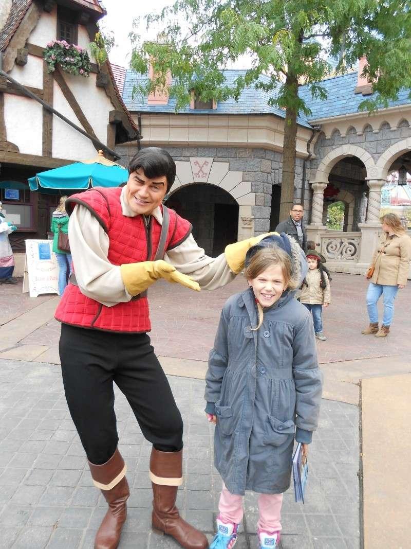 [TR] Séjour surprise pour les 10 ans de Chloé ! Du 13 au 15 Octobre 13 au Sequoia Lodge (FINI) - Page 2 Dscn0149
