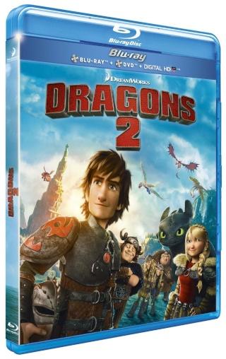 [BD/DVD/BD 3D] Dragons 2 : le 5 Novembre 2014 81lvx610