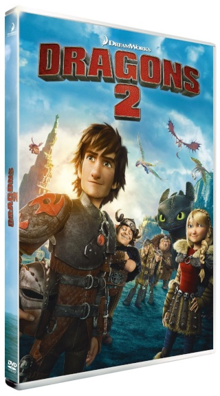[BD/DVD/BD 3D] Dragons 2 : le 5 Novembre 2014 913q4k12
