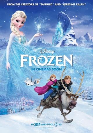[Film d'Animation] Disney : La Reine des Neiges (2013) Frozen10
