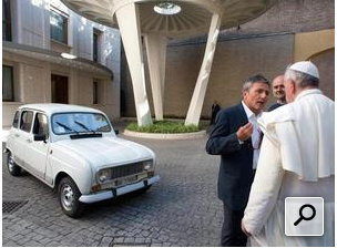 Franciskus räumt auf - Gott greift durch Pabst_10