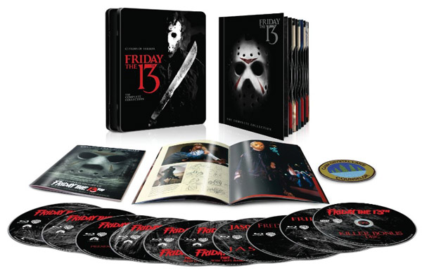 Planning Des Editions collector Blu-ray/DvD - Page 3 Friday10