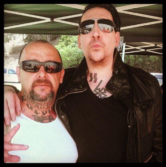 Sons Of Anarchy (2008~2014,Kurt Sutter) Manson10