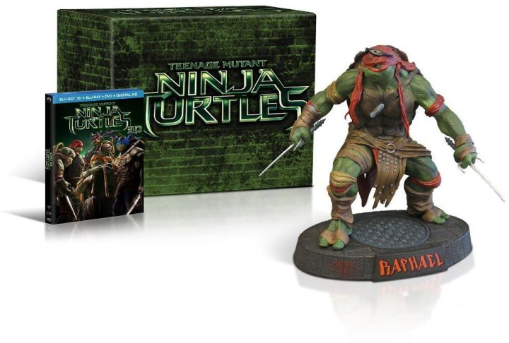 Planning Des Editions collector Blu-ray/DvD - Page 3 Turtle10