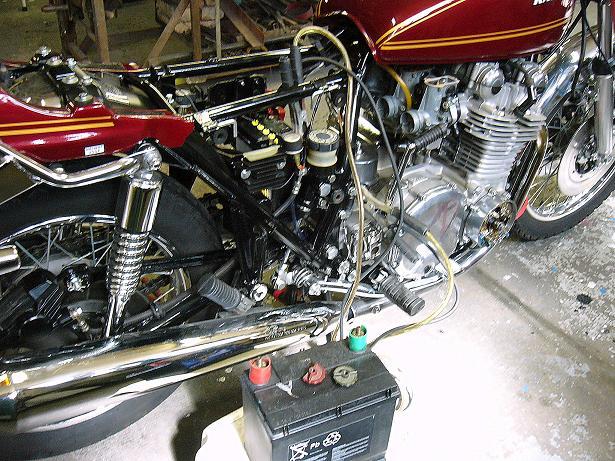Réglage moteur Z1000 A1 Masse10