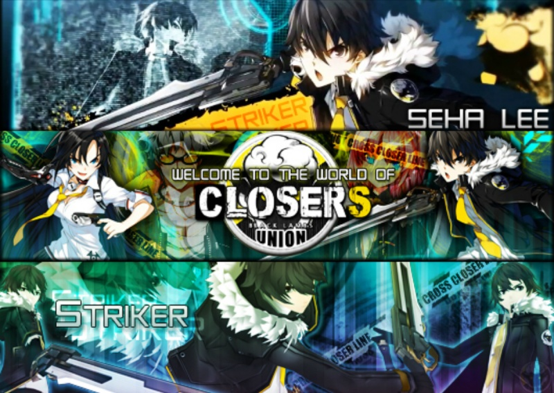 CLOSERS Update from Steparu! Collag11