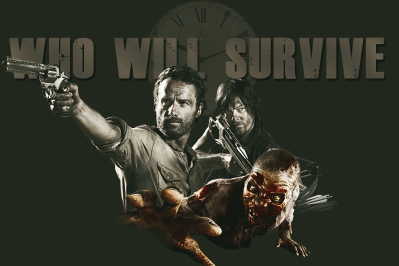 Learning survival Twd10