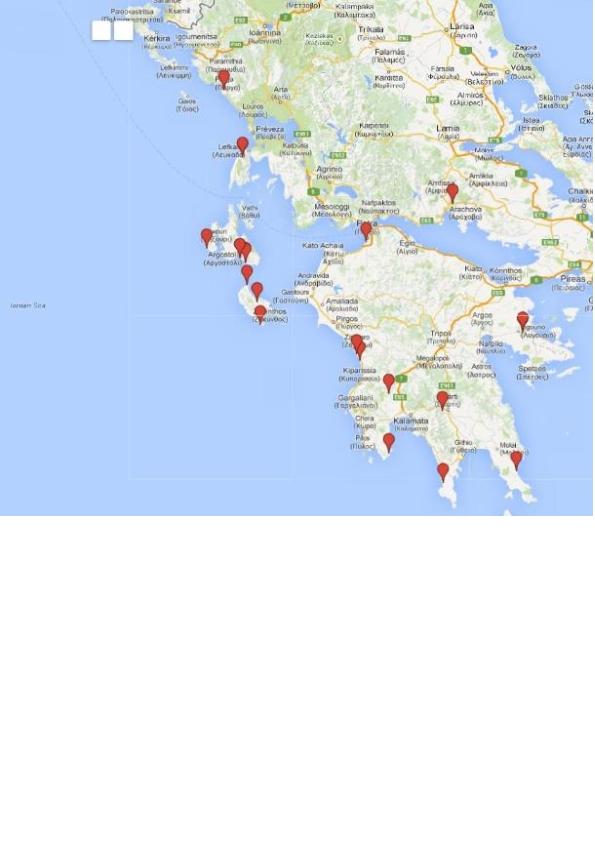 Grèce (Péloponnèse) - Albanie - Monténégro - Bosnie - Croatie été 2014 Carte_10