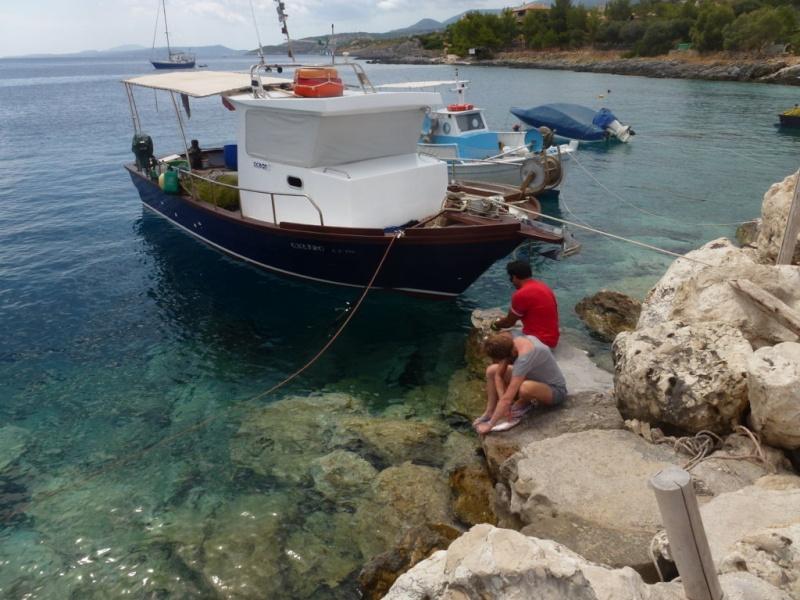 Grèce (Péloponnèse) - Albanie - Monténégro - Bosnie - Croatie été 2014 P1110514