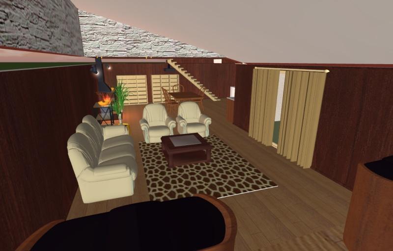 Construction de la salle d'écoute... - Page 2 Loft_p10