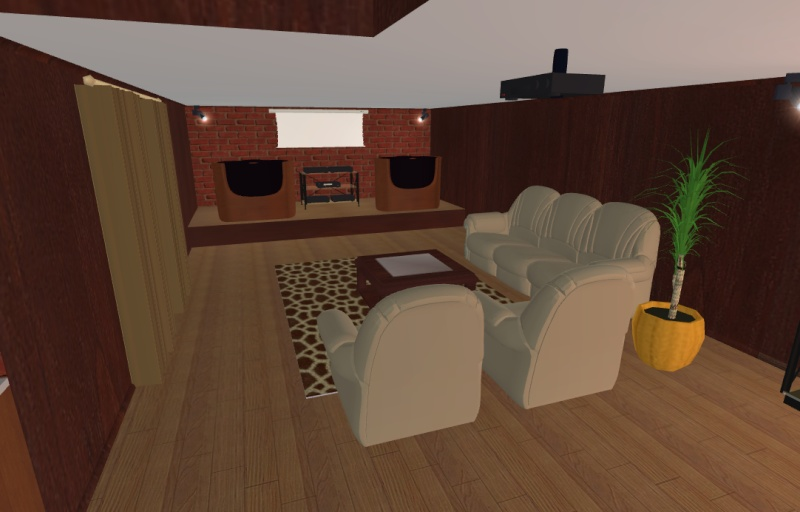 Construction de la salle d'écoute... - Page 2 Loft_s10