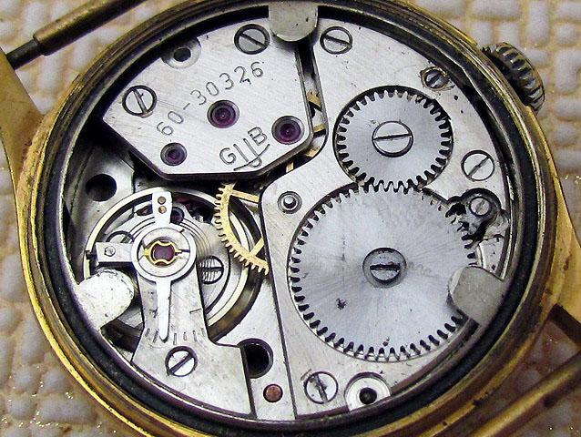 une ancienne Glashutte T182810