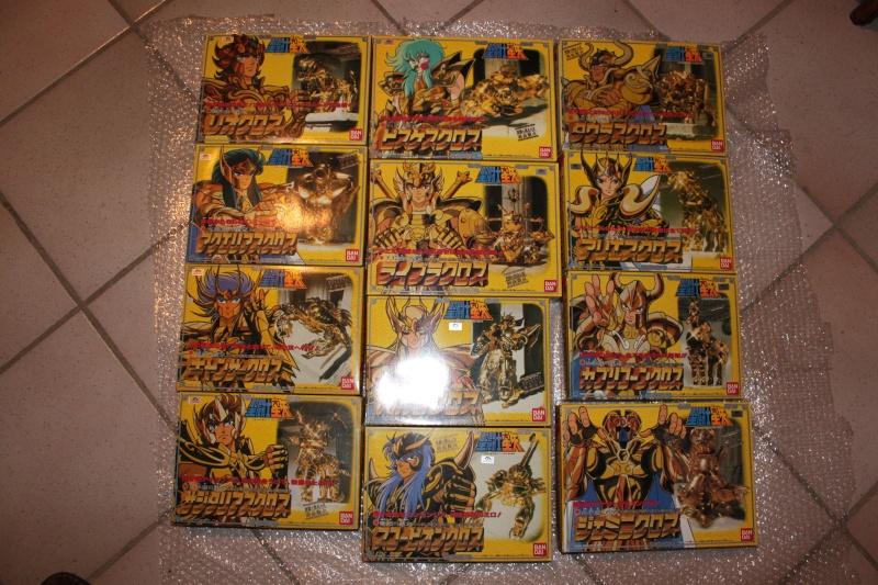 Cavalieri dello Zodiaco CDZ Saint Seiya 12 cavalieri d`oro collezione completa 1987 originali Japan never used! introvabili!!! Tn_img10