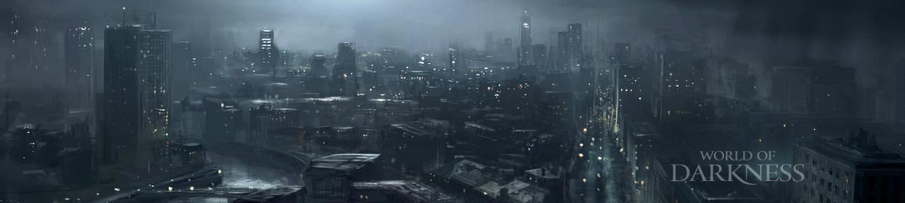 New Babylon: New World of Darkness