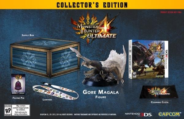 MH4U Collectors Edition!! 84fd6e10