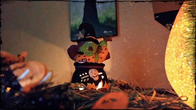 Décoration d'Halloween Dyco_210