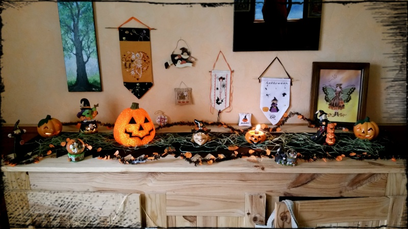 Décoration d'Halloween Dyco_h10