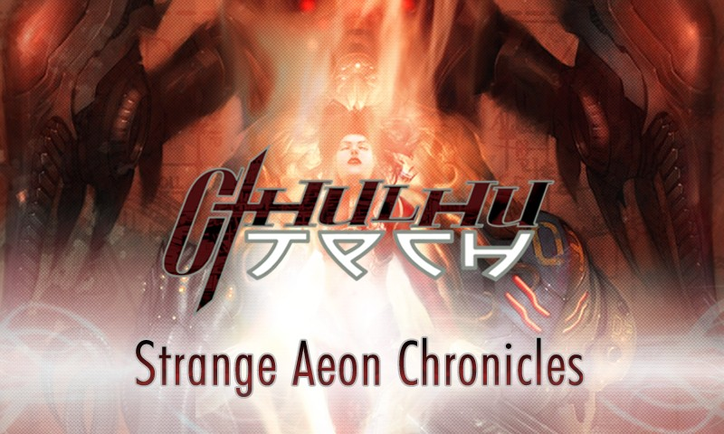 Strange Aeon Chronicles
