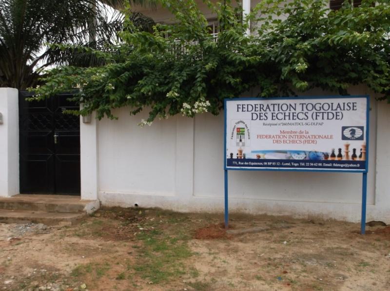 Siege de la Fédération Togolaise Des Echecs Dscf5210