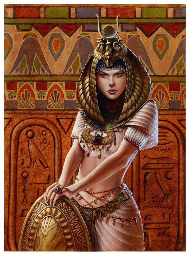 Avatars Dieux Égyptiens Voyanc12