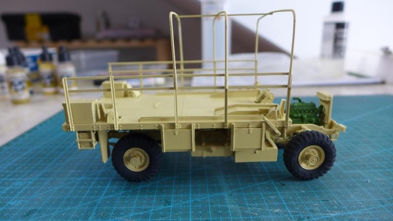 Bedford QL with 6 Pdr. AT Gun von Italeri 1:35 P1020014