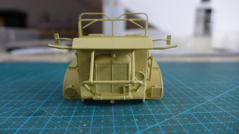 Bedford QL with 6 Pdr. AT Gun von Italeri 1:35 P1020019