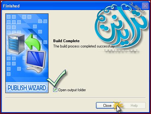 طريقة حرق التجميعة بعده صيغ AutoPlay Media Studio V8.0.7.0 166