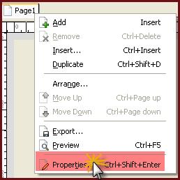 كيفية انشاء شريط متحرك في AutoPlay Media Studio V8.0.7.0 185