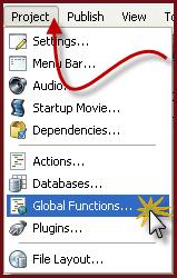 كيفية انشاء شريط متحرك في AutoPlay Media Studio V8.0.7.0 188