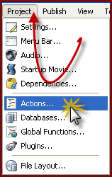 كيفية عمل صورة مقدمة عند تشغيل الاسطوانة في AutoPlay Media Studio V8.0.7.0 193